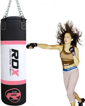 Боксерский мешок  RDX Pink 1.2м, 30-35кг