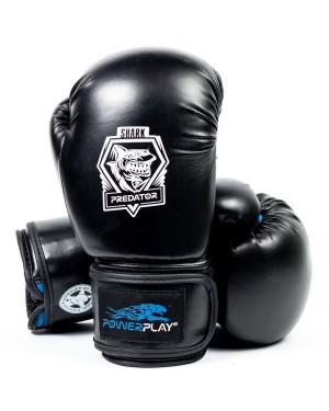 Боксерские перчатки PowerPlay 3001 PU Shark Series