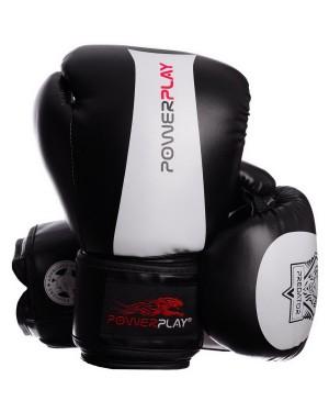 Боксерские перчатки PowerPlay 3003 Tiger Series