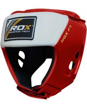 Боксерский шлем для соревнований RDX RED