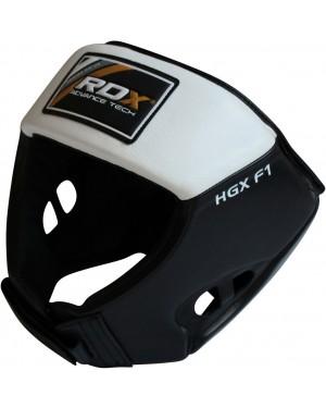 Боксерский шлем для соревнований RDX Black