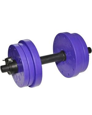 Гантель Титан 9* кг