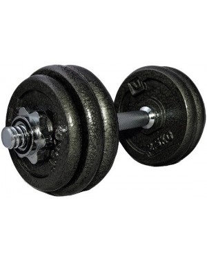 Гантель LiveUp наборная железная 15 кг LS2311-15