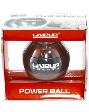 Кистевой тренажер LiveUp  со счетчиком POWER BALL LS3319