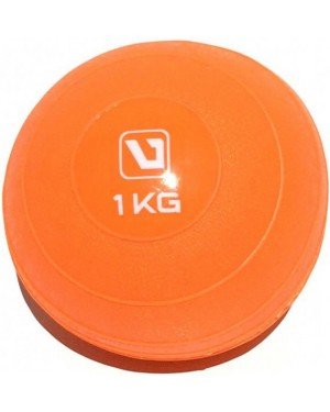 Медбол LiveUp мягкий 1 кг SOFT WEIGHT BALL LS3003-1