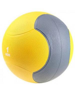 Медбол LiveUp твердый 1 кг MEDICINE BALL LS3006F-1