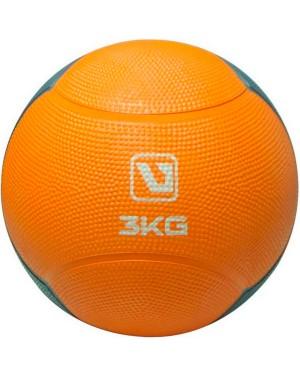 Медбол LiveUp твердый 3 кг MEDICINE BALL LS3006F-3
