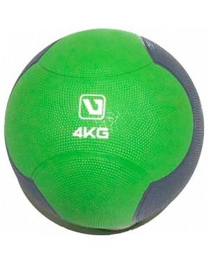 Медбол LiveUp твердый 4 кг MEDICINE BALL LS3006F-4