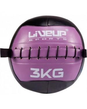 Мяч для кроссфита LiveUp набивной 3 кг LS3073-3