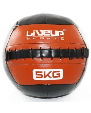 Мяч для кроссфита LiveUp набивной 5 кг LS3073-5