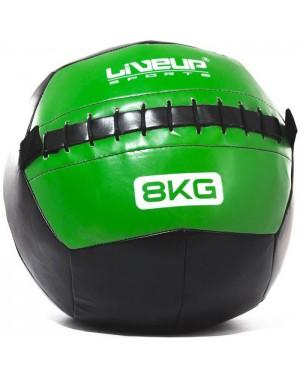 Мяч для кроссфита LiveUp набивной 8 кг LS3073-8