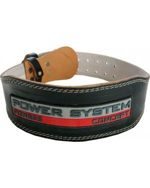 Пояс атлетический Power System PS-3100 Power Black