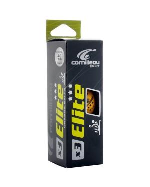 Шарики для настольного тенниса Cornilleau Elite ITTF