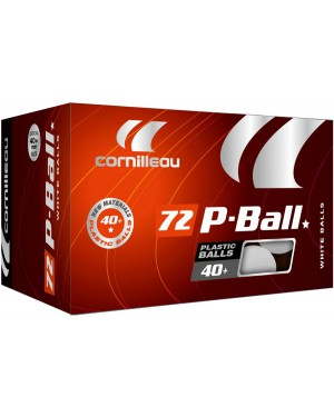 Шарики для настольного тенниса Cornilleau P-Ball 72