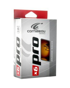 Шарики для настольного тенниса Cornilleau PRO X6