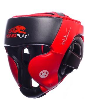 Боксерский шлем PowerPlay 3031 Platinum series