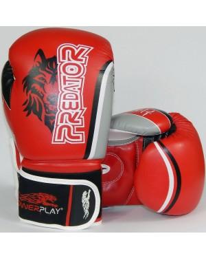 Боксерские перчатки PowerPlay 3005 Wolf Predator Serits