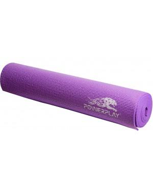 Коврик для йоги PowerPlay 4010 0.6см
