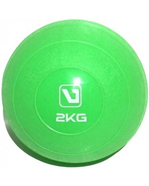 Медбол LiveUp мягкий 2 кг SOFT WEIGHT BALL LS3003-2