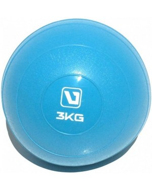 Медбол LiveUp мягкий 3 кг SOFT WEIGHT BALL LS3003-3