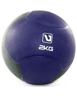 Медбол LiveUp твердый 2 кг MEDICINE BALL LS3006F-2