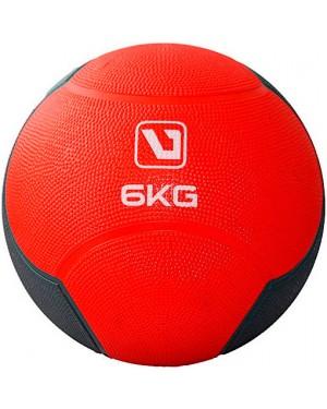 Медбол LiveUp твердый 6 кг MEDICINE BALL LS3006F-6