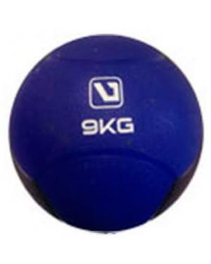 Медбол LiveUp твердый 9 кг MEDICINE BALL LS3006F-9