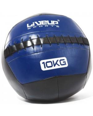 Мяч для кроссфита LiveUp набивной 10 кг LS3073-10