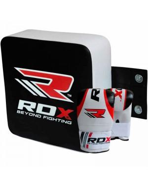 Настенная подушка для бокса SMALL RED RDX квадратная