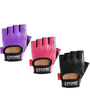 Перчатки атлетические Power System PS - 2250 Pro Grip Girl