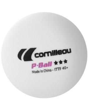 Шарики для настольного тенниса Cornilleau P-Ball