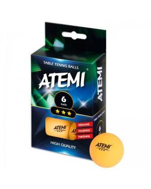 Шарики для настольного тенниса Atemi